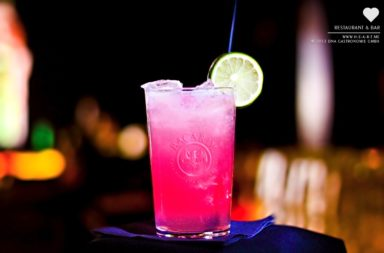 Raspberry Sour // Cocktail of the month // Juni 2011