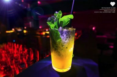 Mango Mojito // Cocktail of the month // August 2011
