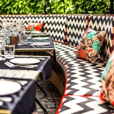 Terrasse - HEART Restaurant & Bar