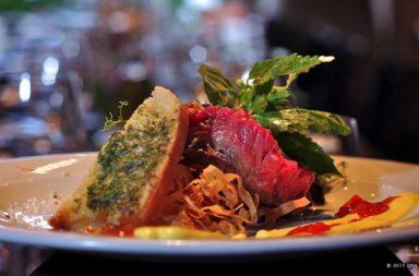 Steak Tatar vom Irischen Weiderind