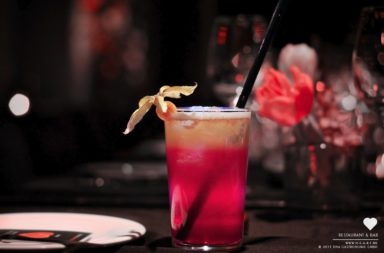 SWEET HEART // Cocktail of the Month // März 2013