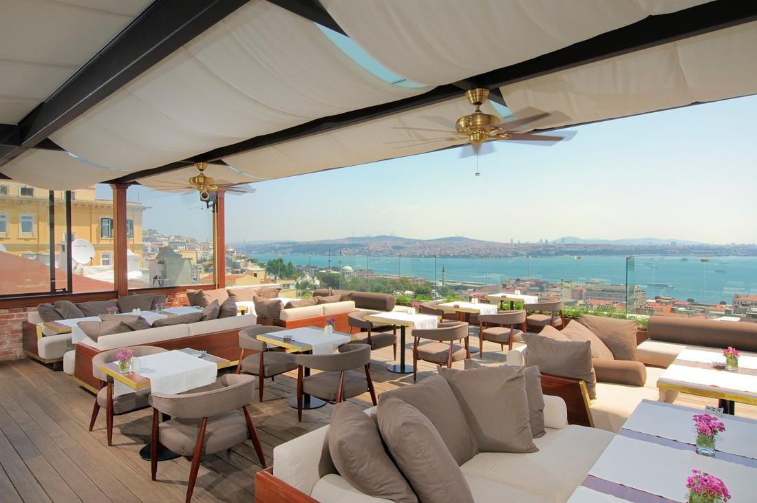 Hotel Georges Galata Istanbul - HEART