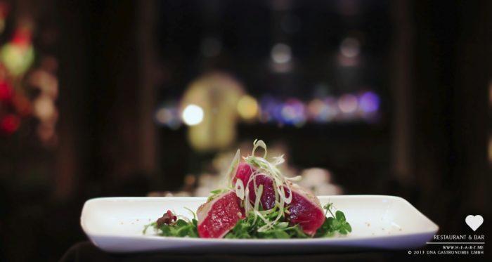 Heart Tuna Steak