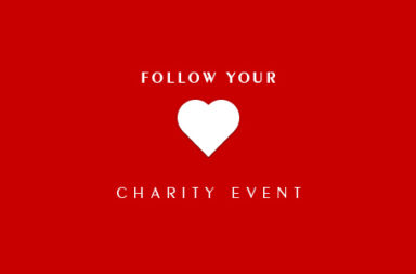 Follow your ♡ - Charity Event