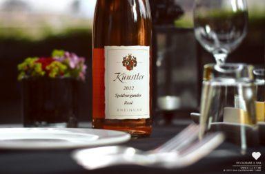 2012 Spätburgunder Rosé - Weingut Künstler – Rheingau