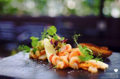 HEART Restaurant & Bar - Palmenherzen Salat