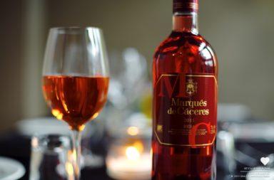 HEART Restaurant & Bar - Rioja Rosado - Weinempfehlung August 2013