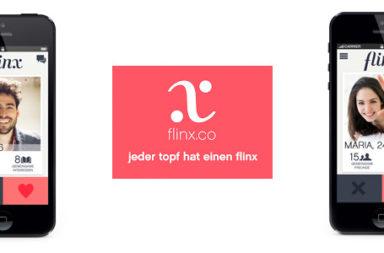 Flinx App - Flirt-Anwendung