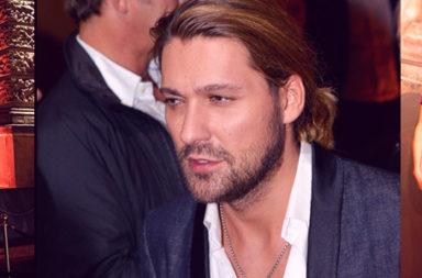 Der Teufelsgeiger - David Garrett auf der After Show Party im HEART Restaurant & Bar 24. Okt. 2013, München