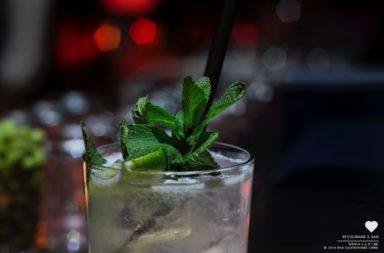 HEART LEMON FIZZ - Cocktail of the week