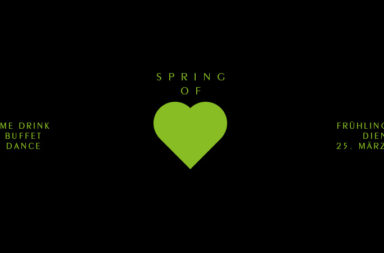 Frühlingsfest, Dienstag, den 25. März 2014 - HEART Restaurant & Bar