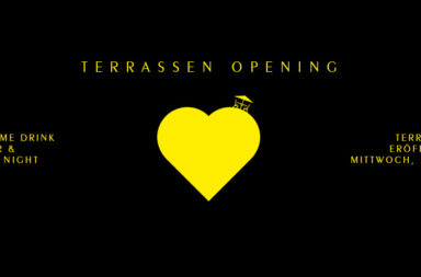 TERRASSEN OPENING - 7. MAI 2014
