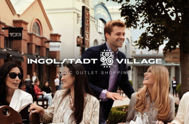 Ingolstadt Village - VIP POWER SHOPPING. Vom 17.10. – 25.10.2014