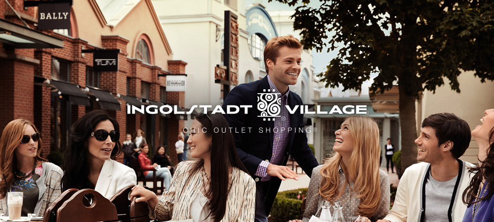Ingolstadt Village Vip Power Shopping Heart
