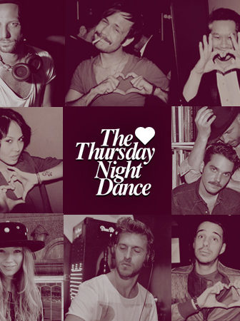 THE THURSDAY NIGHT DANCE