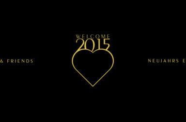 Neujahrs Empfang 2015 - HEART Restaurant & Bar