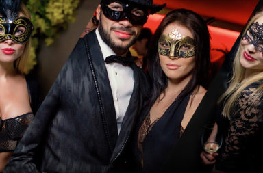 Fasching 2015 - HEART Restaurant & Bar Munich