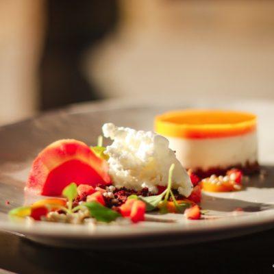 Joghurt-Mango Törtchen