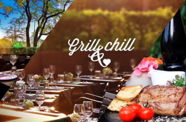 ♡ GRILL & CHILL