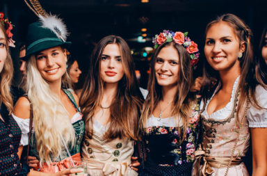Pre-Wiesn 2015 - Rückblick & Highlights vom Wiesn Warm-Up