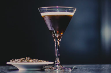 Nespresso Martini - Heart Restaurant & Bar Munich - #coffeeme #nespresso