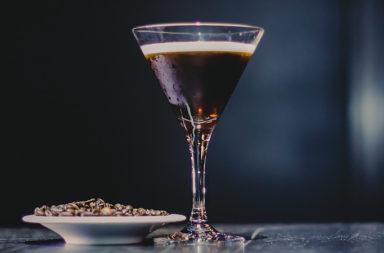 Nespresso Martini - Heart Restaurant & Bar Munich - #coffeeme #nespresso