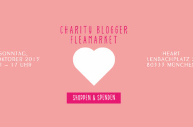 ♡ CHARITY BLOGGER – FLOHMARKT