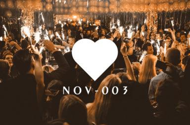 Listen & Dance with ♡. Nov. HEART-TAPE by Ray Bucks