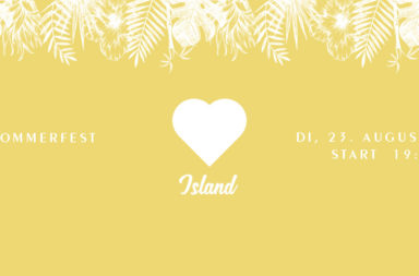 ♡ Island - Sommerfest 2016