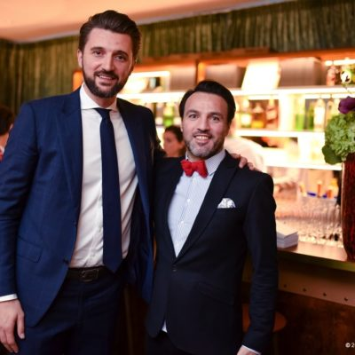 FCBB Lounge Opening 2016 – Hearthouse Munich