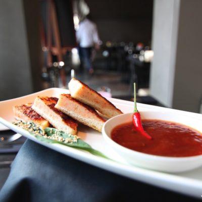 Prawntoast - Heart Restaurant & Bar