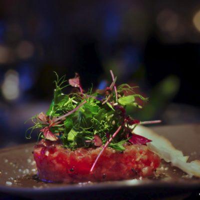 Thunfischtatar - Heart Restaurant & Bar