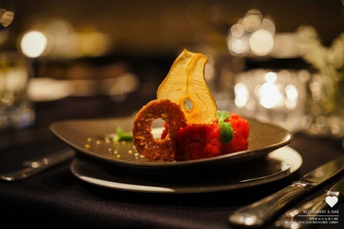 Beef Tatar - Heart Restaurant & Bar