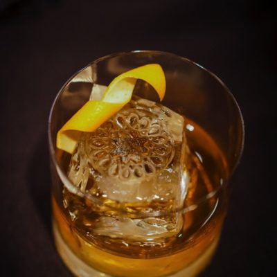 Bulleit Rye Old Fashioned -Heart Restaurant & Bar