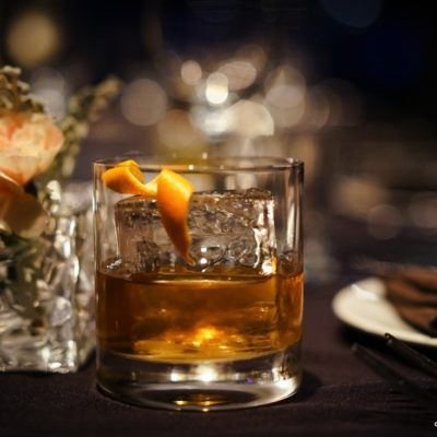 Wild Turkey Old Fashioned -Heart Restaurant & Bar