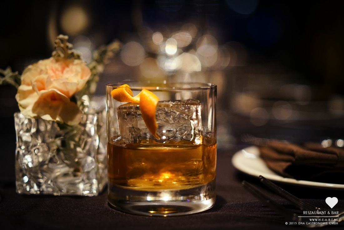 Old Fashioned Bulleit Rye