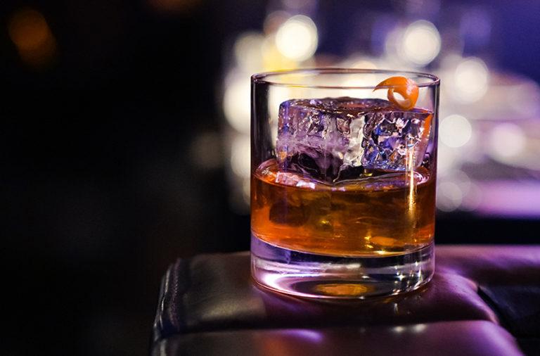 Bulleit Rye Old Fashioned - Heart Restaurant & Bar