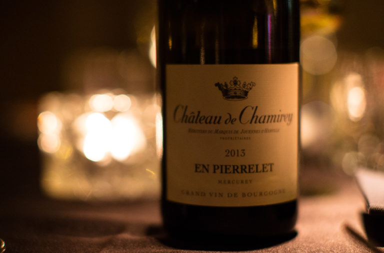 """2013 Château de Chamirey """"En Pierrelet"""" Mercurey"""