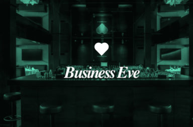 Business Eve - Signs Dinner