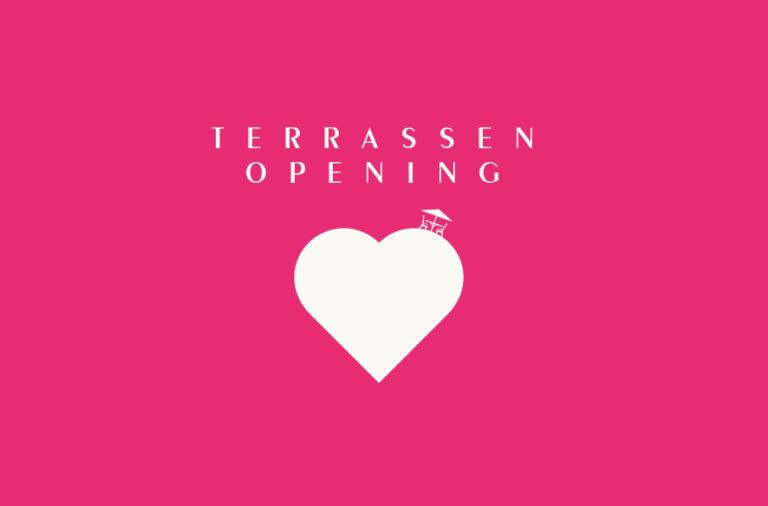 Terrassen Opening
