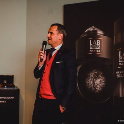 Jens Ciliax (Lab Series & Aramis and Designer Fragrances)