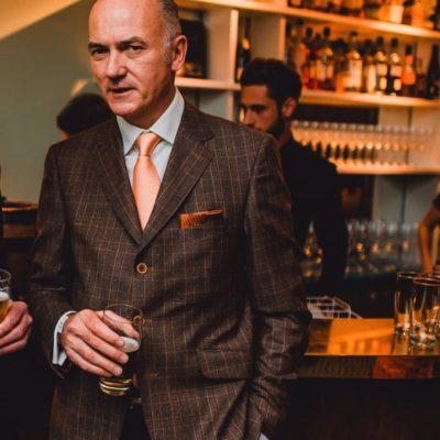 Dr. Gregor Mattheis (Senior Advisor Bain & Company & Venture Partner Earlybird VC)