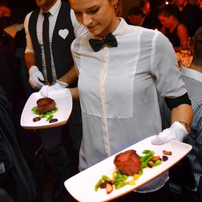 Neujahrs Dinner 2014