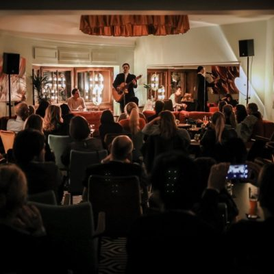 Wohnzimmerkonzert Mickey Woodbridge –  Hearthouse Munich