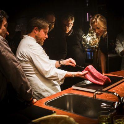 Kochstudio mit Florian Gürster –  Hearthouse Munich