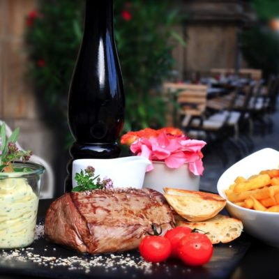 HEART Restaurant & Bar // Rinderfilet