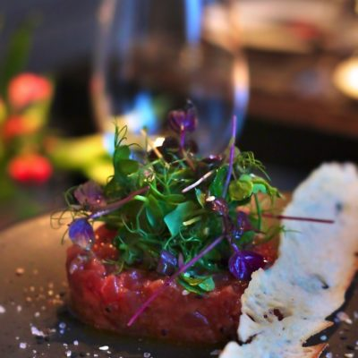 HEART Restaurant & Bar // Thunfisch-Tatar