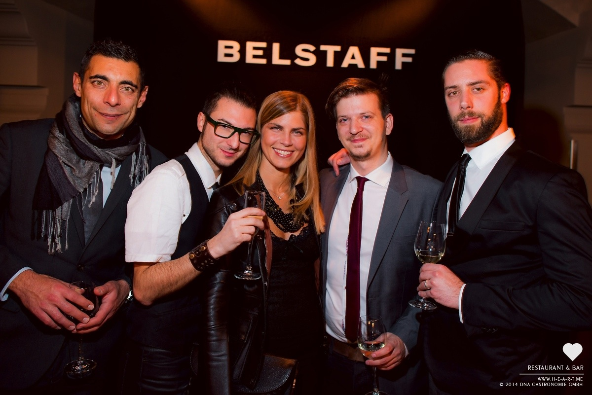 ♡ Belstaff Charity Event