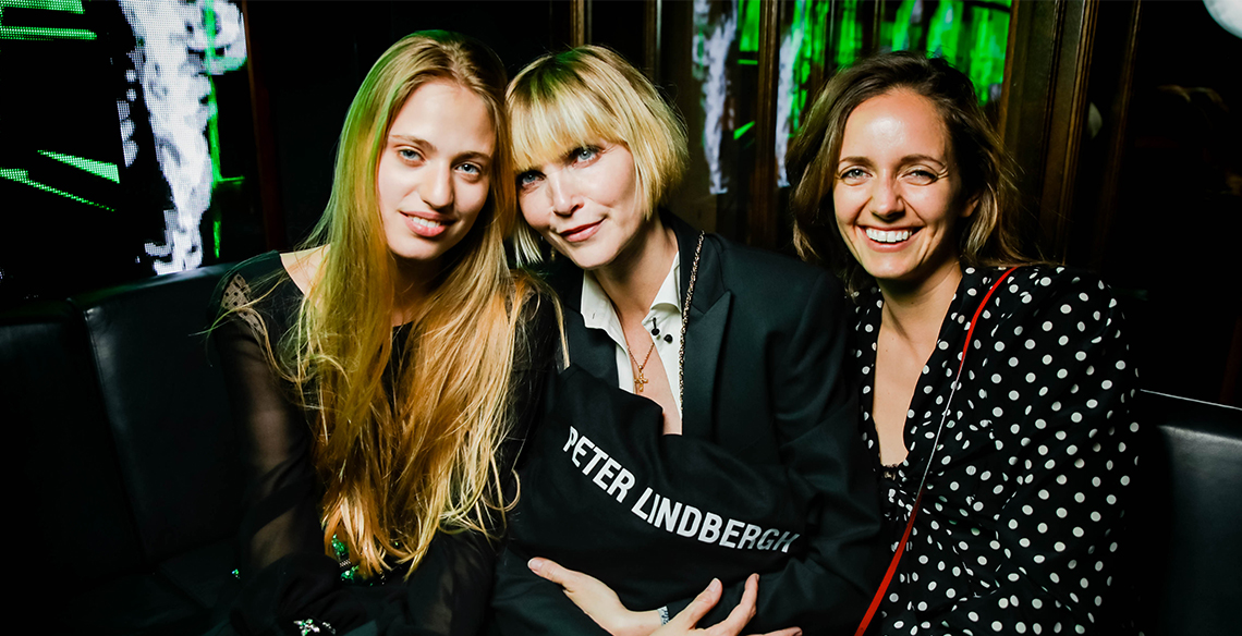 Peter Lindbergh Afterparty