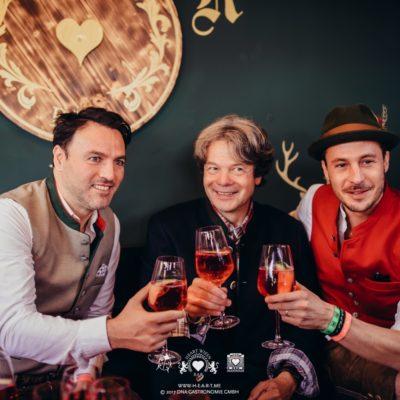 Heart Wiesn Bar 2017 - Käfer Wiesn-Schänke